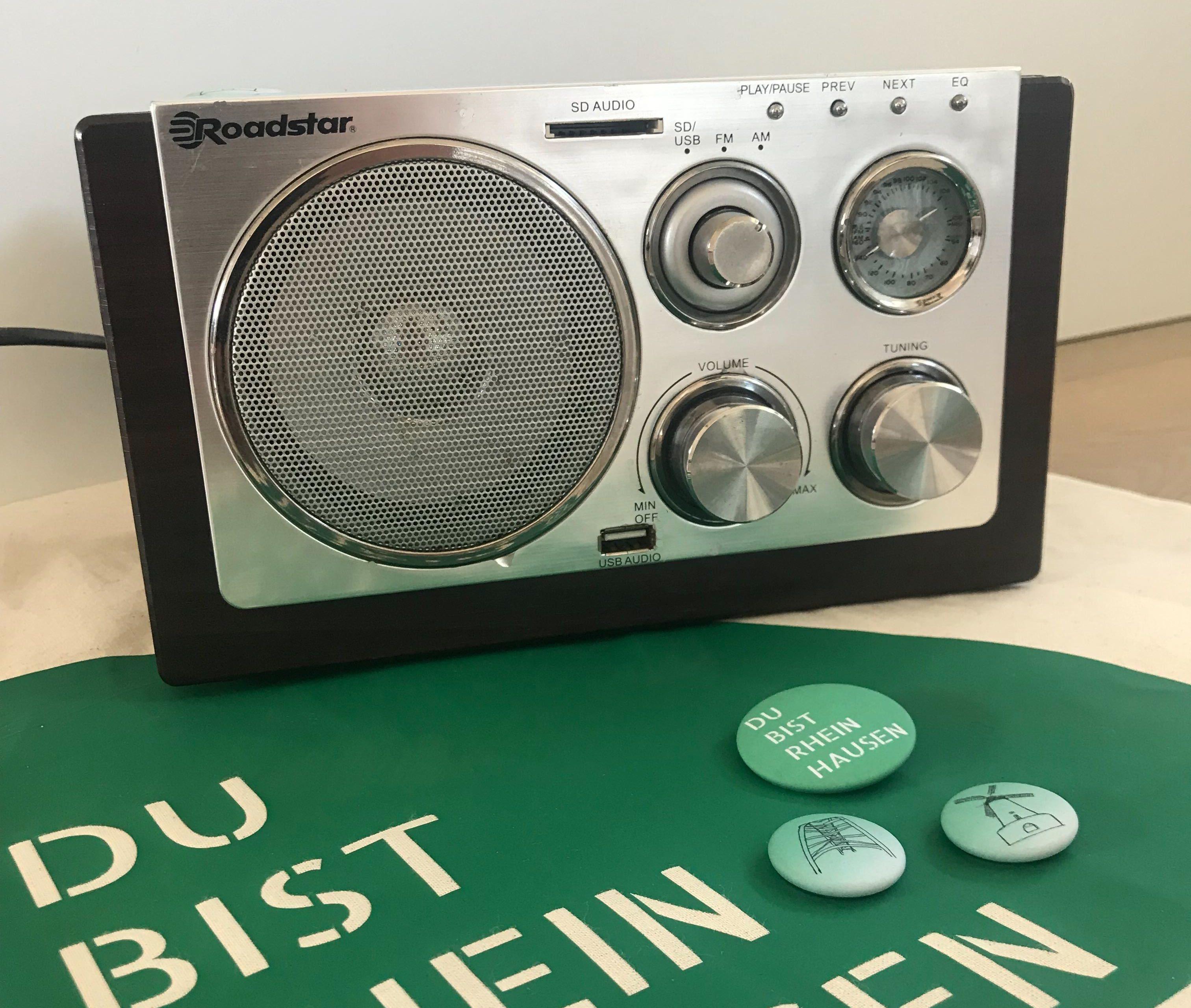 Radio - Du Bist Rheinhausen